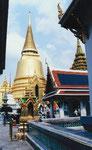 Wat Phra Keo, Bangkok, Thailand