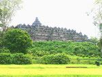 Borobudur, Java, Indonesien