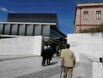 Das neue Akropolismuseum von Athen