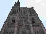 Westfront des Straßburger Münsters