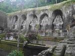 Königsgräber aus 800 u.Z., bali, Indonesien