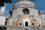 Die frühchristliche Rotunda  in Thessaloniki