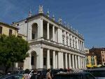 Palladiobau in Vicenza, Italien