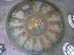 Baptisterium der Arianer in Ravenna, Italien