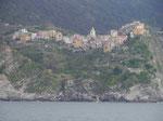 Corniglia, Cinque Terre, Italien