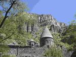 Kloster im Kaukasus