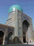 Medrese in Samarkand, Usbekistan