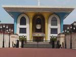 Sultanspalast in Muskat, Oman