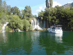 Wasserfälle im Krka Nationalpark, Kroatien