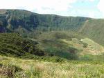 Die Caldeira auf Faial