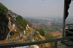 Pindaya und die Höhle der 8000 Buddhas, Myanmar (Burma)