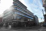 Ehemaliges Kaufhaus in Breslau/Wroclaw von Eric Mendelssohn