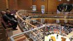 Barenboim Said Akademie, Pierre-Boulez- Saal von Frank O. Gehry, Berlin-Mitte