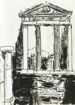 Tempel der Isis, Delos, Kykladen