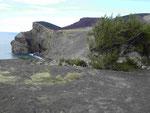Vulcao de Capelinhos, Faial, Azoren