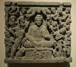 Maras Angriff, Gandhara, 2./3. Jh. n. Chr.