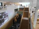 Moderne Bibliothek in Bodö, Norwegen