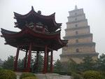Große Wildganspagode, Xian, China