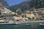 Positano/Amalfiküste/Süditalien
