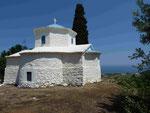 Kapelle auf Samos, Griechenland