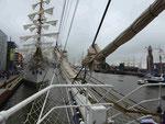 Bei der Bremerhaven Sail 2015