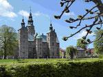 Rosenborg Slot, Kopenhagen, Dänemark