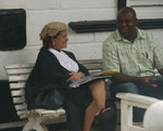 Rechtanwältin in Victoria, Seychellen