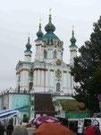 Kirche in Kiew, Ukraine
