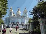 Nikolai-Marinekirche, St. Petersburg, Russland