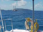 Deux Seurs, Seychellen