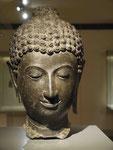 Büste eines Buddha, Thailand, 14. Jh. n.Chr.