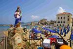 Strand im Cilento/Italien