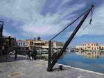 Venezianischer Hafen von Rethymno