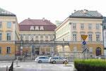 Preußisches Residenzschloss in Breslau/Wroclaw