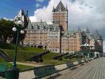 Hotel Chateau Fontenac, Quebec, Kanada