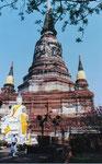 Wat Mahatat, Ayutthaya, Thailand