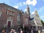 Das Rathaus von Haarlem