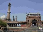 Jama Masjid in Delhi, Indien