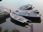 Boote am Lütjensee