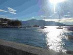 In der Bucht von Kotor, Montenegro