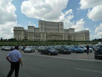 Parlamentsgebäude, Bukarest, Rumänien