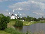 Südeuropäische Mühlen im Mühlenmuseum Gifhorn