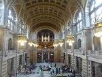 Kelvingrove Museum in Glasgow, Schottland