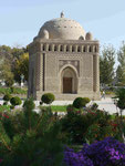 Mausoleum in Buchara, Usbekistan