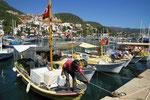 Hafen von Kas/Türkei