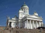 Dom in Helsinki des Berliner Baumeisters Engel, Finland