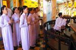 In Südvietnam