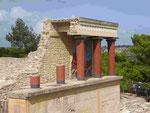 Knossos, Kreta, Griechenland