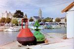 Ile de Noirmoutier, Westfrankreich