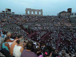 Arena di Verona, Italien